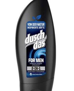 Tắm gội nam duschdas For Men 2in1, 250ml
