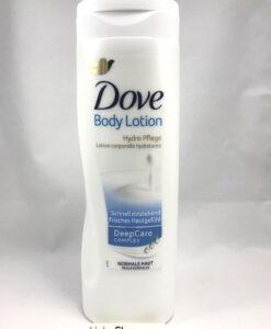 Sữa dưỡng thể Dove Body Milk DeepCare Complex, 400ml