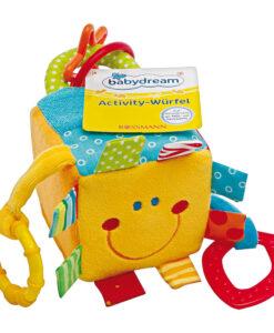 Đồ chơi kích thích vận động cho bé – babydream Activity-Würfel