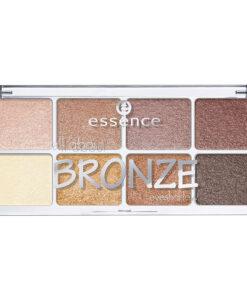 Phấn mắt Ess All About Bronze Eyeshadow 01 - Mỹ phẩm Đức chính hãng - Liebe Shop