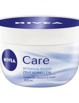 Kem dưỡng ẩm Nivea Care cho da nhạy cảm, thẩm thấu nhanh - LiebeSHop.com - Mỹ phẩm Đức chính hãngKem dưỡng ẩm Nivea Care cho da nhạy cảm, thẩm thấu nhanh - LiebeSHop.com - Mỹ phẩm Đức chính hãng