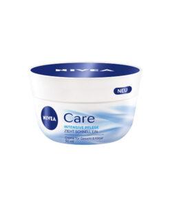 Kem dưỡng da Nivea Care dưỡng ẩm chống khô da nứt nẻ, 50ml