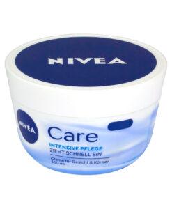 Kem dưỡng ẩm Nivea Care Intensive Pflege, 100ml