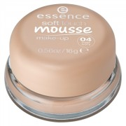 Phấn tươi Essence soft touch mousse make-up 04 matt ivory