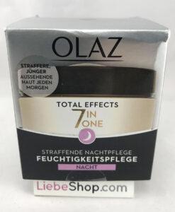 Kem dưỡng da chống lão hóa Olaz Total Effects 7in1 ban đêm, 50 ml