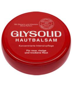 Kem chống nẻ Glysolid trị nứt nẻ da, nứt gót chân, 100 ml - mẫu từ T9/ 2018