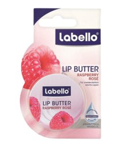 Sáp dưỡng mỗi Labello Lip Butter Raspberry Rosé (màu hồng phớt)