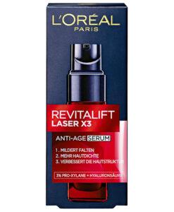 Loreal Revitalift Laser X3 - Serum dưỡng da chống lão hóa, 30ml