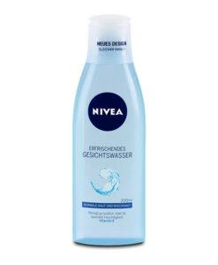 Nước hoa hồng Nivea Erffrischende Gesichtswasser, 200ml