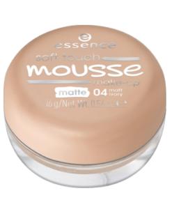 Phấn tươi Essence soft touch mousse make-up 04 matt ivory