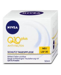 Kem dưỡng da Nivea Q10 Plus LFS 30 ban ngày - Hàng xách tay Đức