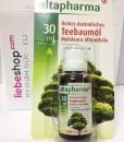 Tinh dầu trà Úc (tea tree oil) Teebaumöl – trị mụn, khử mùi, 30 ml