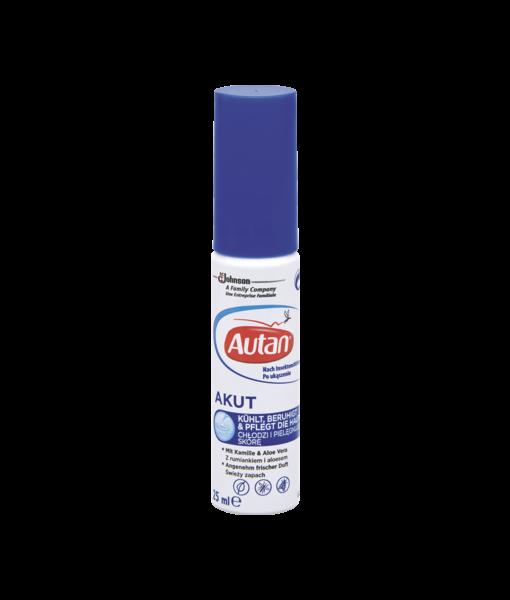 Gel bôi vết muỗi đốt và côn trùng cắn Autan Akut, 25ml