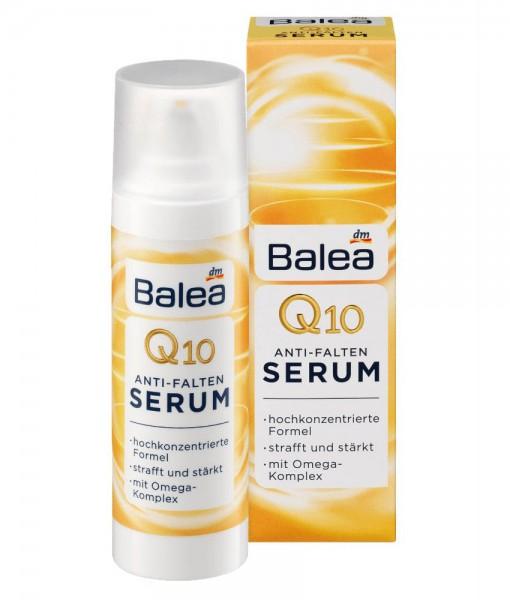 Serum Balea Q10 Anti-Falten giảm nếp nhăn chống lão hóa da, 30ml – 2018