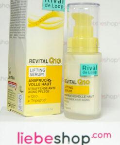 Serum Rival de Loop Revital  Q10 Lifting giảm nếp nhăn chống lão hóa, 30ml - Hàng xách tay Đức