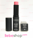 phấn má hồng KIKO VELVET TOUCH CREAMY STICK BLUSH 04 – Hot Pink, 10 Gr