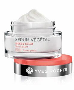 Hàng xách tay Đức - Kem dưỡng da ngày Yves Rocher Serum Vegetal RIDES & ECLAT