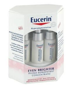 Kem trị nám má tàn nhang Eucerin Even Brighter, 6 x 5ml