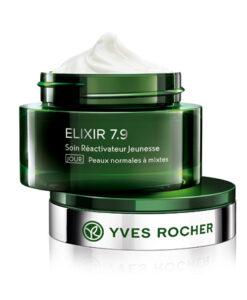Yves Rocher Elixir 7.9 Soin Réactivateur Jeunesse JOUR