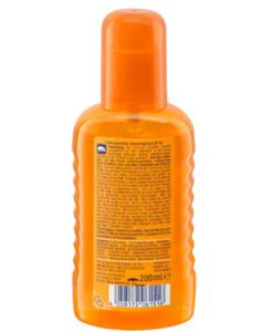 Xịt chống nắng SUNDANCE Transparentes LSF 50, 200 ml