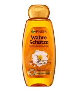 Dầu gội GARNIER Wahre Schätze Argan- & Camelia-Öl cho tóc khô, 300ml