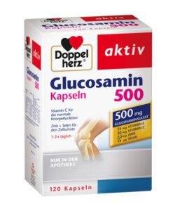 Viên uống bổ sụn khớp Doppelherz aktiv Glucosamin 500mg