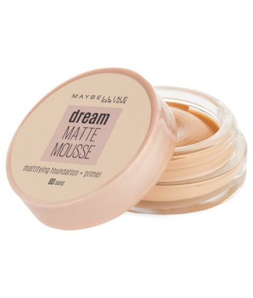 Maybelline Dream Matte Mousse Make-up Sand 30 – lớp nền hoàn hảo