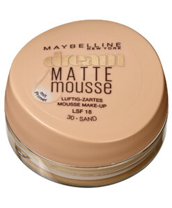 Maybelline Dream Matte Mousse Make-up Sand 030 - lớp nền hoàn hảo