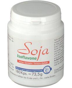 Tinh chất mầm đậu nành Soja Isoflavone bổ sung nội tiết tố nữ, 180 viên
