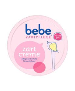 Kem dưỡng da bebe Zart Creme cho trẻ sơ sinh và trẻ em, 50ml