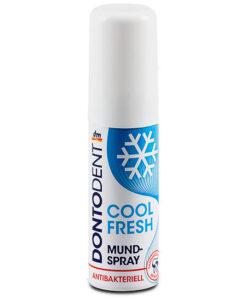 Xịt thơm miệng DONTODENT Cool Fresh Mundspray