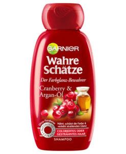 Dầu gội GARNIER Wahre Schätze dành cho tóc nhuộm, 250ml