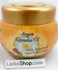 Kem ủ tóc GARNIER Wahre Schätze Argan- & Camelia-Öl cho tóc khô, 300ml