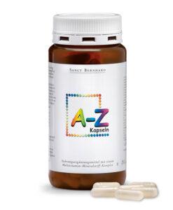 Vitamin tổng hợp A-Z Kapseln, 150 viên