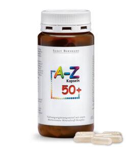 Viên uống bổ sung Vitamin tổng hợp A-Z Kapseln 50plus cho người trên 50 tuổi, 150 viên