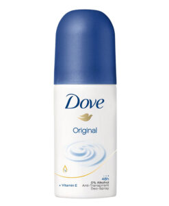 Xịt khử mùi mini Dove Original, 35ml