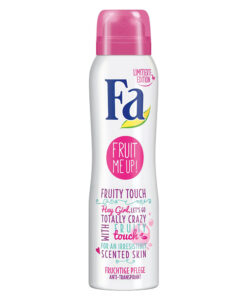 Xịt khử mùi Fa Fruit me Up Deospray Fruity Touch, 150ml