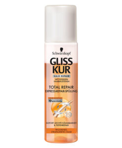 Xịt dưỡng tóc Gliss Kur Total Repair Express-Repair-Spülung, 200ml