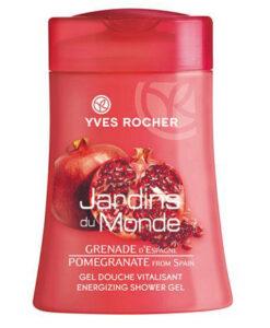 Sữa tắm hương lựu Yves Rocher JARDINS DU MONDE Granatapfel, 200 ml