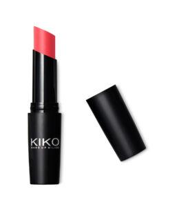 Son KIKO Ultra Glossy Stylo 807 Red Coral - màu san hô