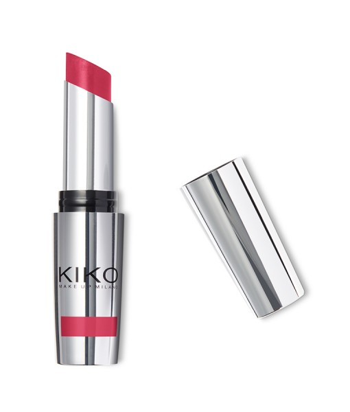 Son KIKO UNLIMITED STYLO Long-lasting Lipstick 08 – Pearly Strawberry Pink