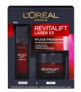 Bộ sản phẩm Loreal Revitalift Laser X3 - serum & kem dưỡng ban ngày chống lão hóa