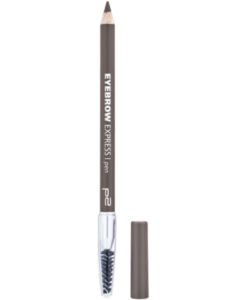 Chì kẻ mày P2 EyeBrow Express Pen Brilliant Brown 030, 1.4 g