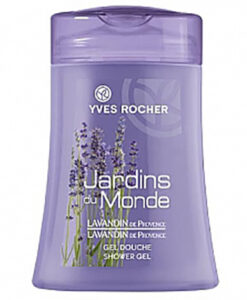 Sữa tắm hoa Oải hương Yves Rocher JARDINS DU MONDE Lavendin, 200 ml