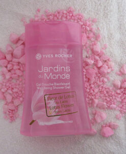 Sữa tắm hoa Sen Yves Rocher JARDINS DU MONDE Lotus, 200 ml