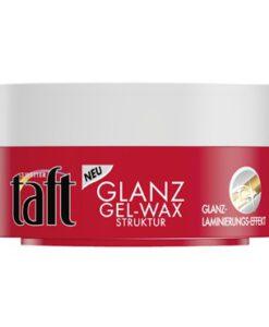 Sáp vuốt tóc Drei Wetter Taft Glanz Gel-Wax 75 ml