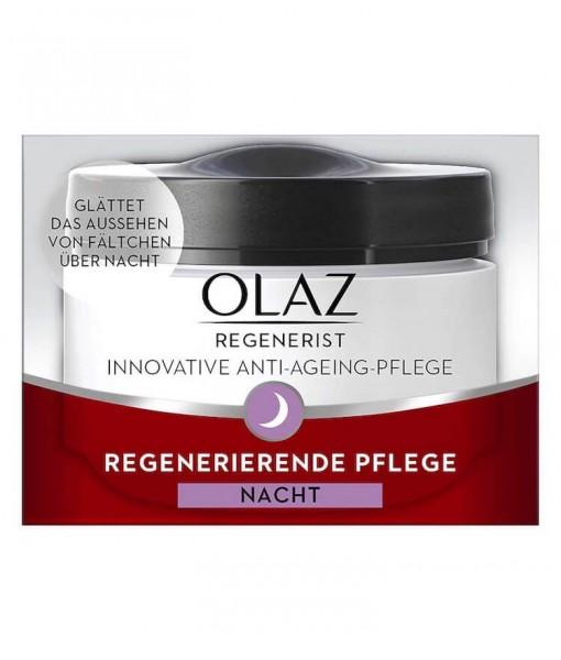 Kem dưỡng da chống lão hóa Olaz Regenerist regenerierende ban đêm, 50ml