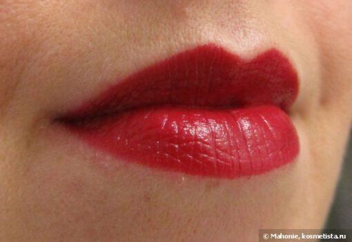 Son KIKO Smart Lipstick 909 Cherry Red swatch