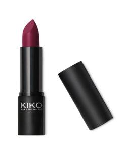 Son KIKO Smart Lipstick 914 Amaranth - Đỏ mận