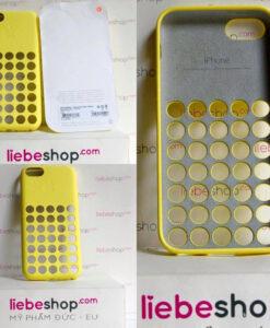 Ốp điện thoại Iphone 5C chính hãng Apple màu vàng